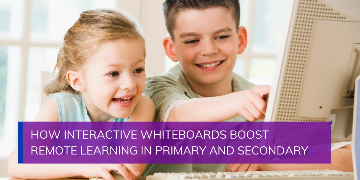 Interactive Whiteboards Enhance Distance Learning